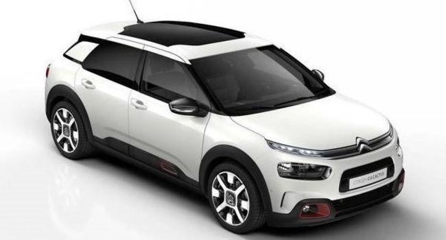 Citroen C4 Cactus >> Citroen C4 Cactus In Tt For Your Stay In Europe
